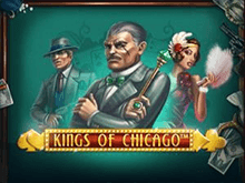 Игровой автомат Kings Of Chicago на сайте топового онлайн казино Х